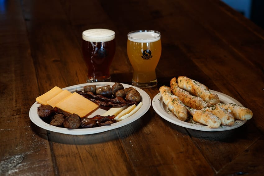 Satire: Brewery Table Service in Denver