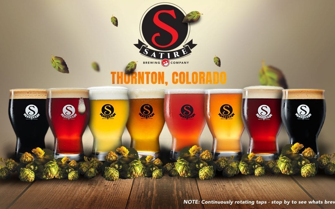 Satire Brewing Company - near Denver