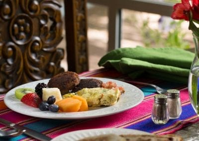 Breakfast at Casablanca. Photography by Bill Mitchell Marketing