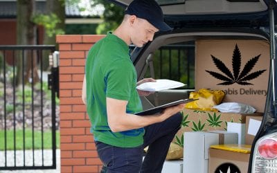 Is Weed Delivery the Future of the Cannabis Industry?