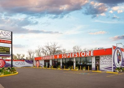 Oasis Superstore - Custom Photography