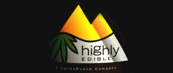 Highly Edible Logo- Oasis Cannabis Superstore Partner Denver Co