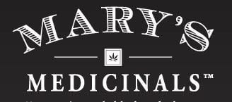 Mary's Medicinals Logo- Oasis Cannabis Superstore Partner Denver Co