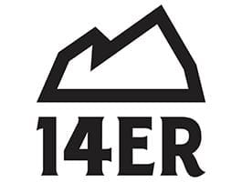 14er Boulder Cannabis Products Logo- Buy at Oasis Superstore