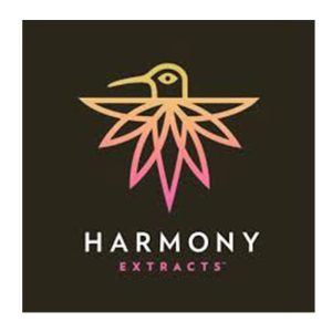 Harmony Cannabis Extracts Logo- Oasis Superstore