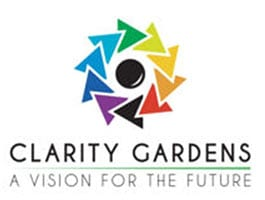 Clarity Gardens Cannabis Products Logo- Oasis Superstore Denver