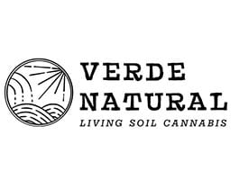 Verde Natural Cannabis Products Logo- Oasis Superstore