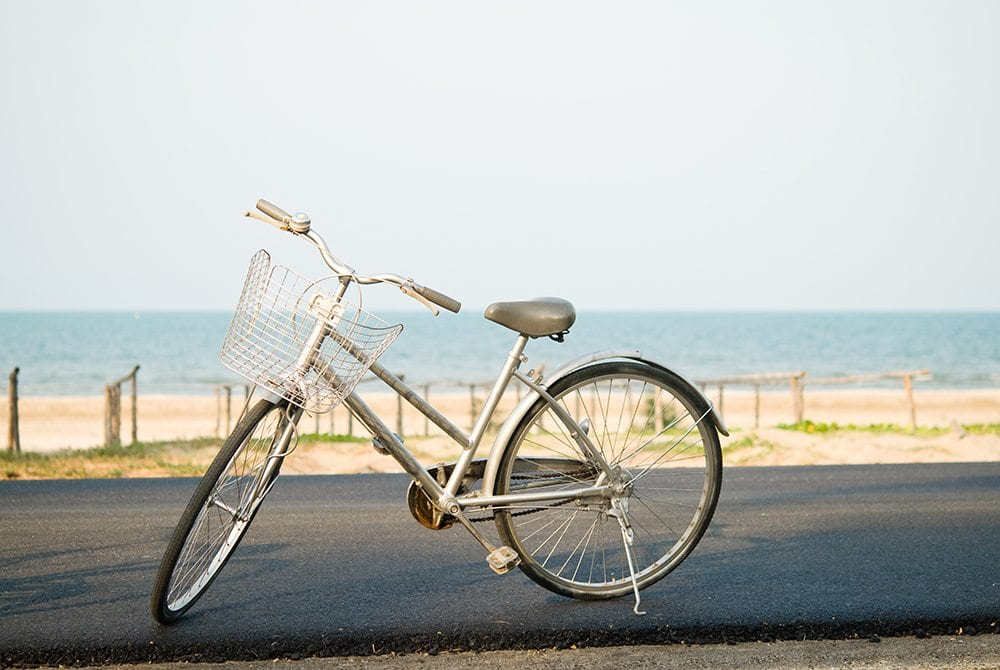 NEW Biking in Cape May at MBR