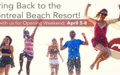 Opening Weekend 2019: Book Your Cape May Spring Retreat