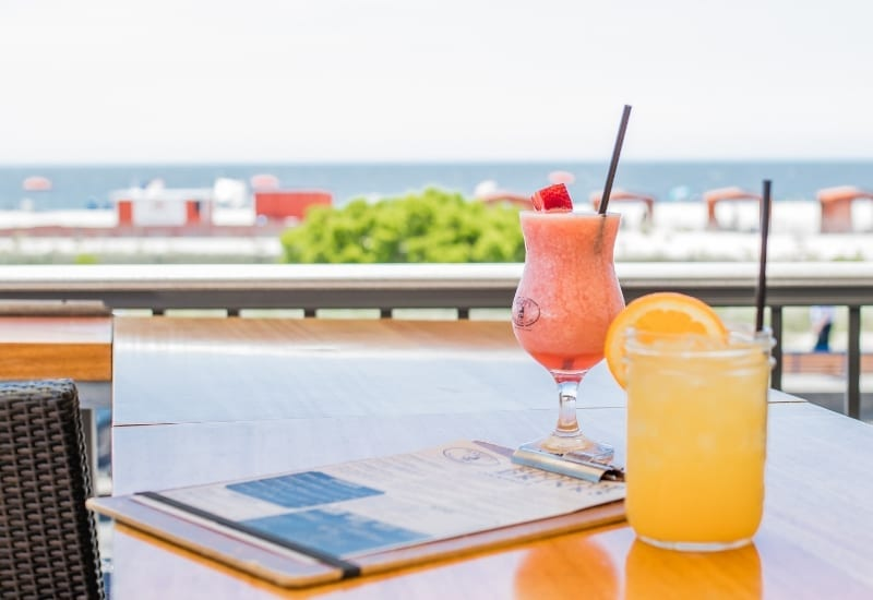 Delicious Cape May Cocktails Perfect For Ocean-side Sipping