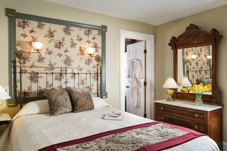 Chelsea Room - Cape May Bed and Breakfast