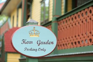 Kew Garden Parking - Cape May Accommodations