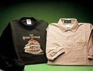 Queen Victoria Sweatshirt and Polo Shirt