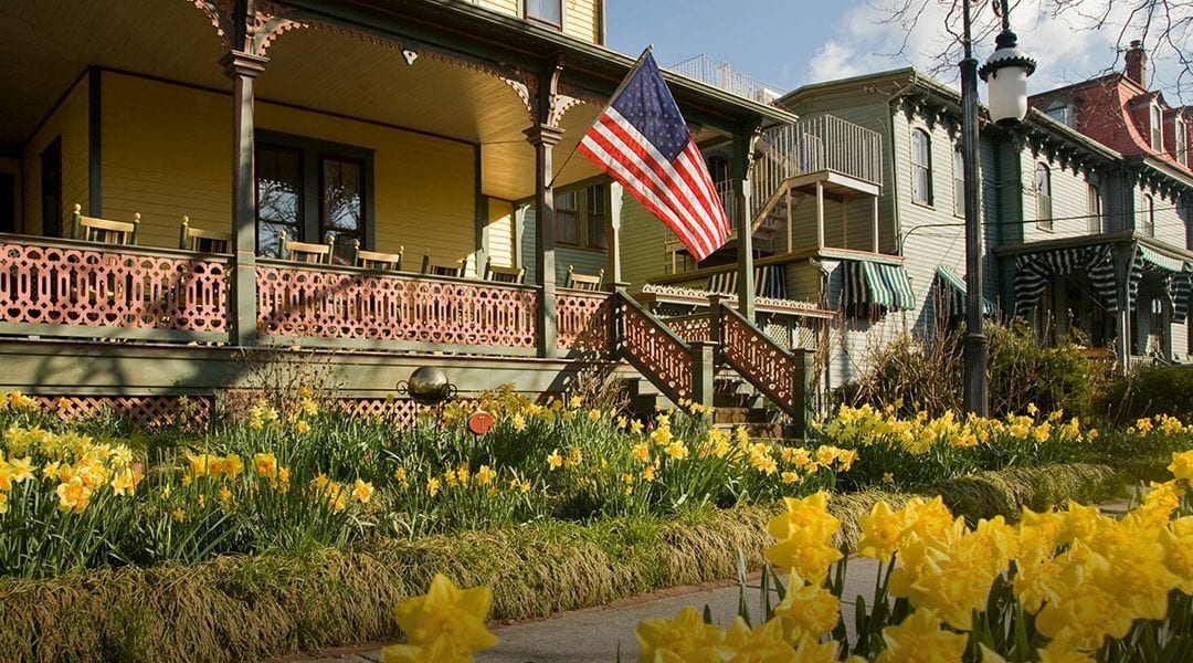 The Top 5 Reasons to Stay at a Cape May B&B