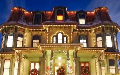 Christmas At The Queen Victoria: A Q&A with The Innkeepers