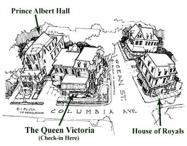 Queen Victoria Buildings